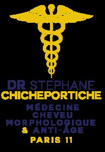 Logo docteur chicheportiche medecine esthetique
